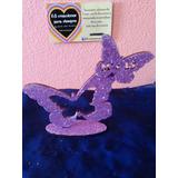 Mariposa Brillante Central 15 Años Todos Los Colores Oferton