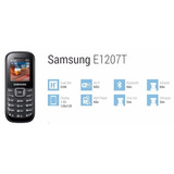 Celular Samsung 1207