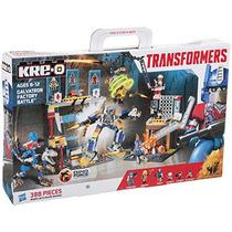 Juego De Construccion Kre-o Transformers Galvatron Multicol