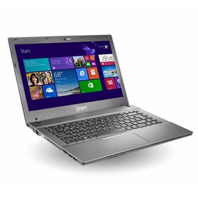 Laptop Siragon Nb3100 500gb, 4gb, Amd, Wifi Hdmi Vga 0km