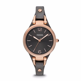 Fossil Rose Gold Georgia Watch