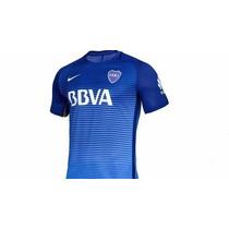 Camiseta De Boca Nueva Ultima 2017 Azul Degrade Mejor Precio
