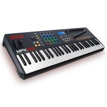 Teclado Musical Akai Pro Mpk261 Controlador Ableton + Nfe