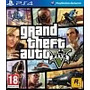 Grand Theft Auto V Ps4 Cd Fisico Gta 5 Original !
