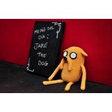 Jake The Dog Hora De Aventura Amigurumi Crochet- Anima Motum