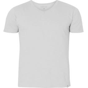 Camisetas Decote V Plus Size ( G5 Ao G8.)