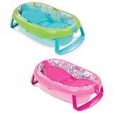 Bañera Bañadera Plegable Inflable Desde Recien Nacido Summer