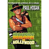 Crocodilo Dundee Em Hollywood Dvd Orig Sem Riscos Perfeito