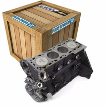 Motor Parcial Sem Cabeçote Corsa Mpfi 1.0 59cv Revisado Nf