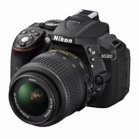 Camara Nikon D5300 Kit 18-55 Mm Vr - Garantía!