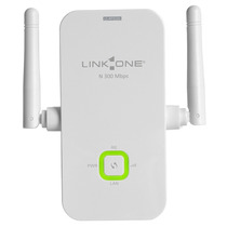 Repetidor Access Point Link One Wireless N300 Mbps L1-ap312n