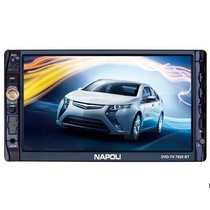 Dvd/central Multimidia Automot. 2 Din,napoli 7920,tv,bth,usb