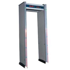 Arco Detector De Metales 6 Zonas Alta Sensibilidad