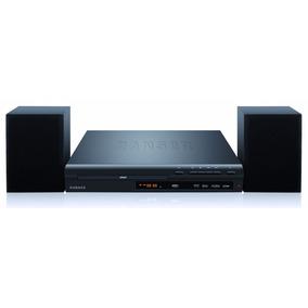 Reproductor De Dvd + 2 Parlantes Ranser Ht-ra50 Usb Mp3 Divx