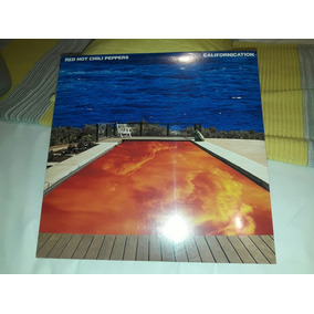 Lp Red Hot Chili Peppers - Californication 180gr Lacrado
