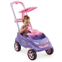 Carrinho Passeio P/ Bebê Baby Car Lilas Homeplay