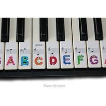 Teclado O Piano Pegatinas 61 Llave De Conjunto Para Los Niñ