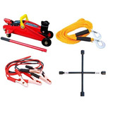 Kit Rescate 4 En 1- Crique +llave Cruz+ Cable Puente+ Slinga
