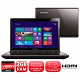 Peças, Partes Carcaça, Placa Notebook Lenovo G480 G485