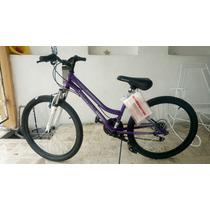 Bicicleta Para Niña Rodada 24 Roadmaster