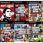[ps2] Saga Grand Theft Auto Gta + Just Cause 1 Para Play 2
