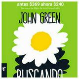 Libro Buscando Alaska (john Green)