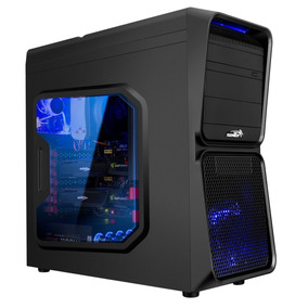 Gabinete Pc Gamer Sentey Seeker Gs-6080 Coolers Ventana Usb3