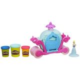 Plastilina Play Doh Carruaje De Cenicienta Princesa Disney*