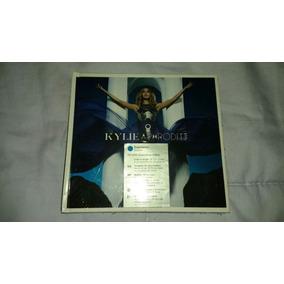 Book Cd+dvd Kylie Minogue Aphrodite