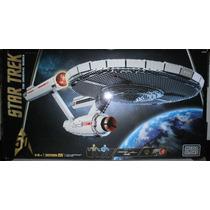 Enigma777 Mega Bloks Star Trek Uss Enterprise Ncc-1701 3098