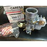 Carburador Renault 12 Caresa Tipo Weber / 28m30 R12