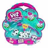 Pet Parade Blister Cachorro Dalmata - Jugueteria Aplausos