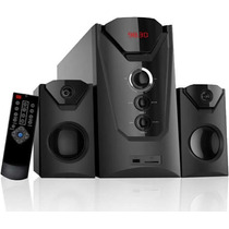 Home Theater Satellite As-891 - 2.1 - Sd - Usb