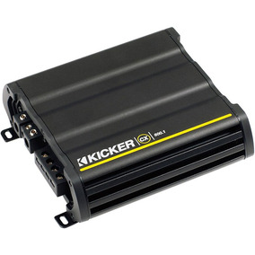 Amplificador Kicker Cx600.1 Monoblock 1200 Watts Clase D