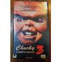 Chucky 3 - Vhs Original En Excelente Estado.-