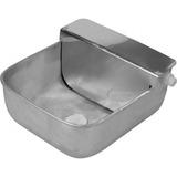 Bebedouro Automático Em Alumínio Para Cachorro E Outros 5,5l