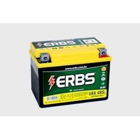 Bateria De Moto Erbs Kz 750,cb 400 - Cb 450 - 10 Amperes