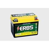 Bateria De Moto Erbs Bros 150 Es/esd Ano 2009 A 2011