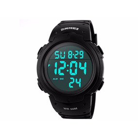 Relógio Skmei Masculino Digital Corrida Militar Original Led