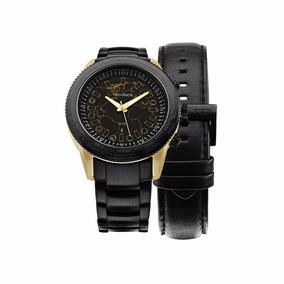 Relógio Technos Masculino Troca Pulseiras Connect 753aa/4p