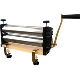 Máquina De Fazer Pastel Pão Massa Macarrão Malta 28cm