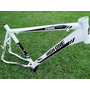 Quadro Aluminio High One Strong Branco/preto 26x21 050264