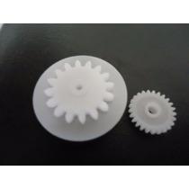 Engrenagem Velocimetro Com Base Para Santana/versailles Kit