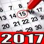 Kit Imprimible Calendarios 2017 Incluye Agendas + Etiquetas