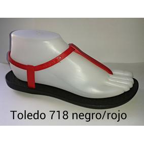 Sandalias De Goma Marca Toledo Mayor Y Detal