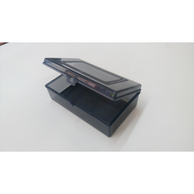 Caja Plastica Para Tarjetas De Presentacion