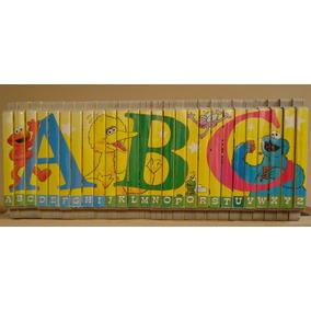 Plaza Sésamo Libros Aprender Inglés Tapete Y 2 Juegos Cartas