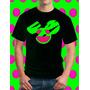 Camisetas Niños Y Adultos Estampados Personalizados Dj