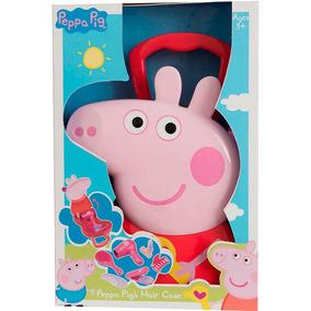 Peppa Pig Maleta Cabelereiro