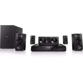 Home Theater Philips 5.1 Dvd Htd5520/77